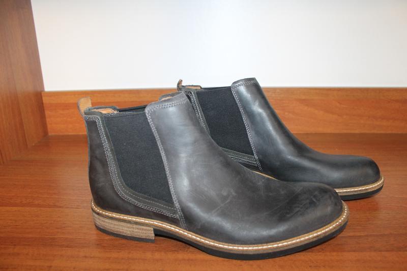 Новые ботинки ecco оригинал - Фото 8