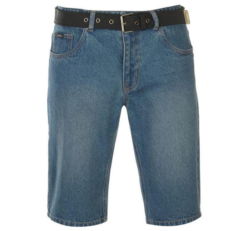 Мужские шорты с поясом Pierre Cardin