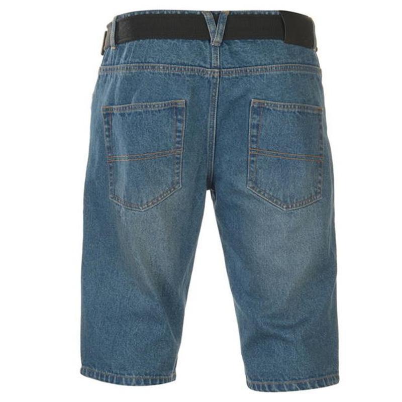 Мужские шорты с поясом Pierre Cardin - Фото 2