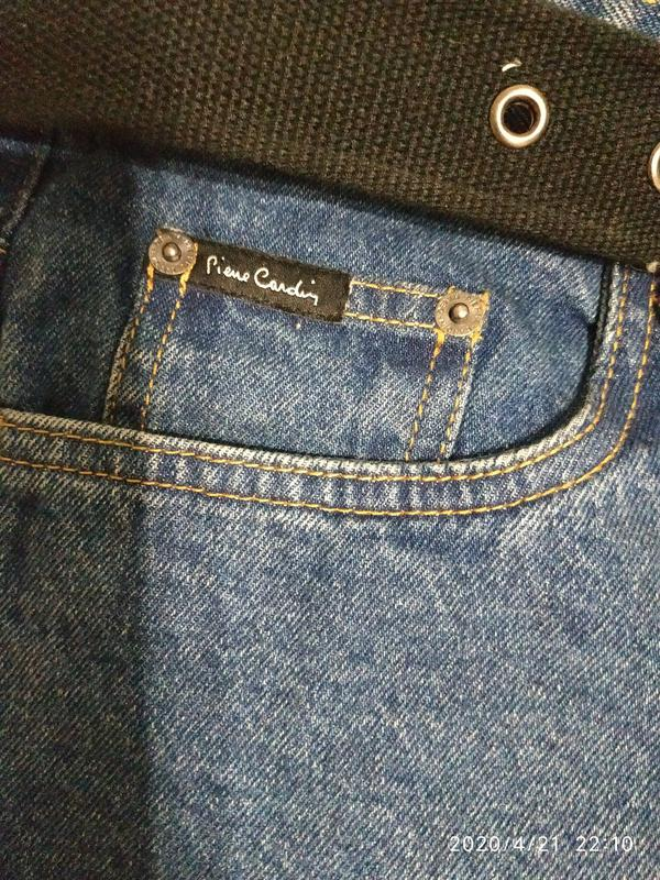 Мужские шорты с поясом Pierre Cardin - Фото 3