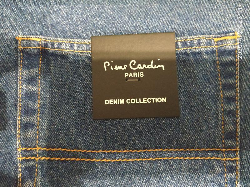 Мужские шорты с поясом Pierre Cardin - Фото 4
