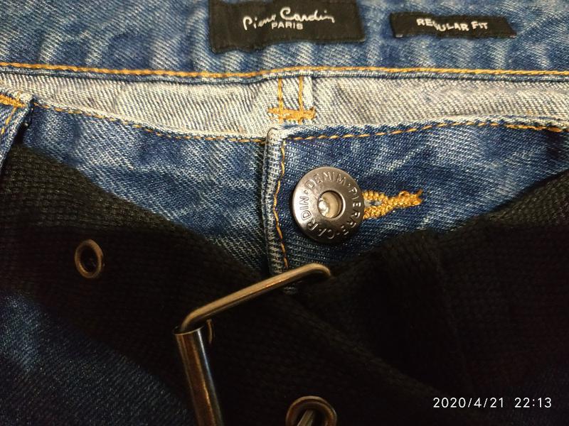 Мужские шорты с поясом Pierre Cardin - Фото 5