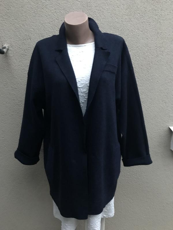 Вязаный,трикотажный кардиган,кофта,жакет,пиджак без застежки,б...