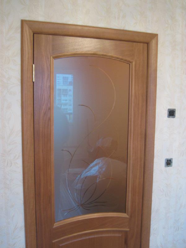 Монтаж установка межкомнатных дверей - Фото 5