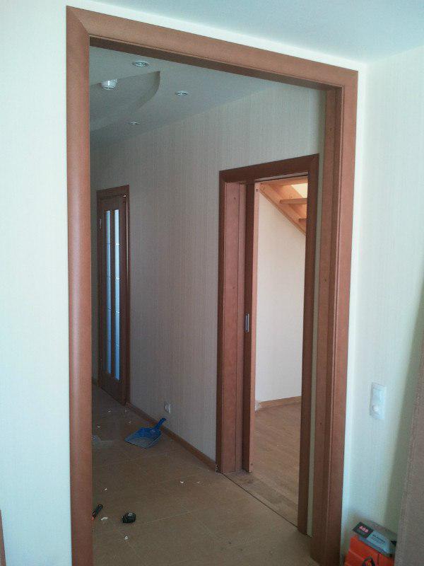 Монтаж установка межкомнатных дверей - Фото 6