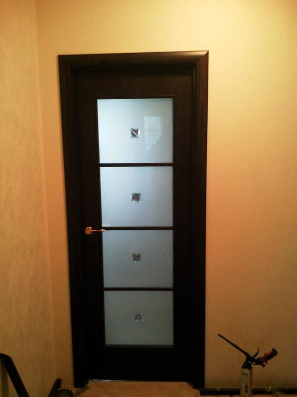 Монтаж установка межкомнатных дверей - Фото 7