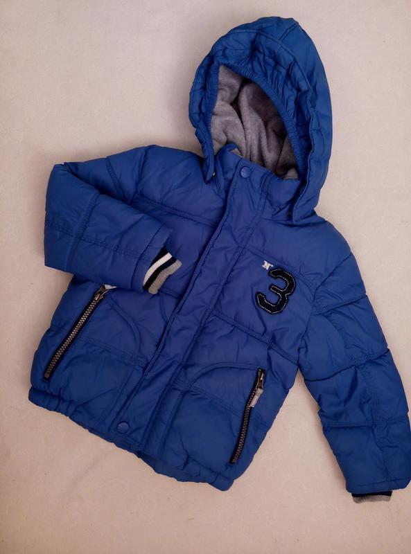 Куртка зима dopodopo на 4-5л