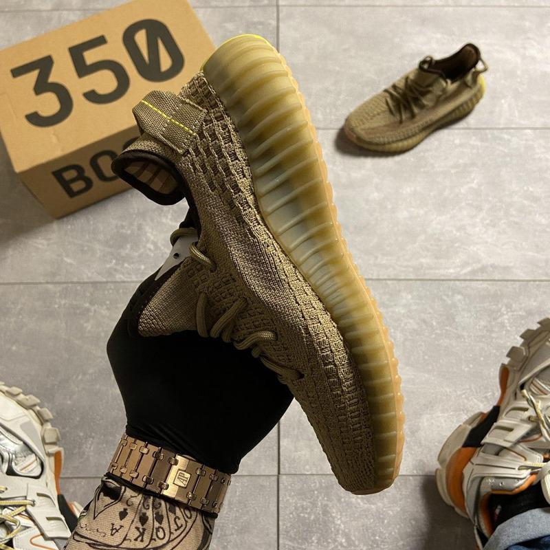 Adidas yeezy boost 350 v2 earth - Фото 2