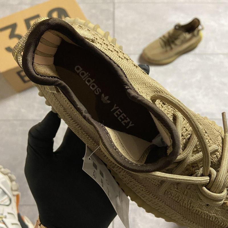 Adidas yeezy boost 350 v2 earth - Фото 3