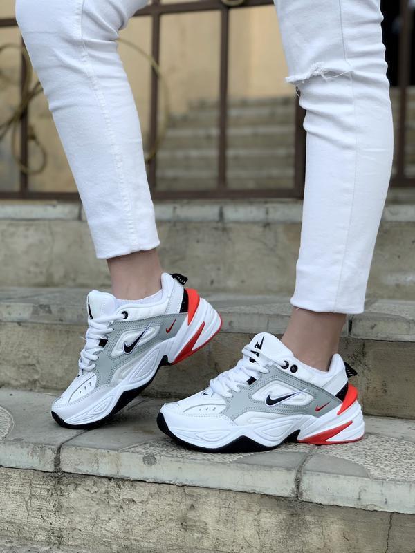Шикарные💐 женские кроссовки топ качество nike 🎁 - Фото 3
