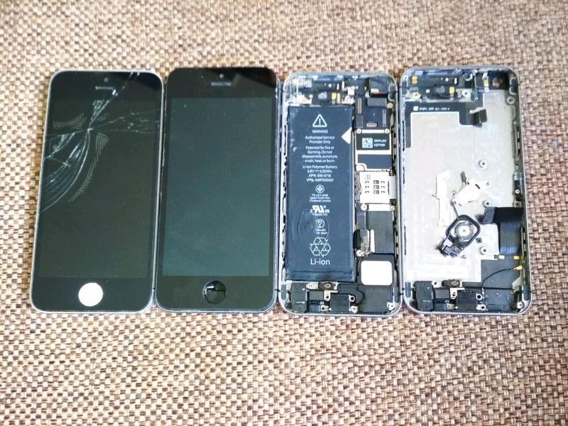 Iphone 5s запчасти или восстановления