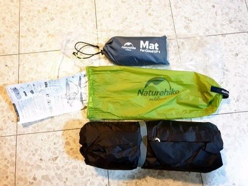 Туристическая палатка Naturehike