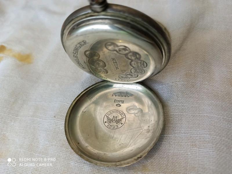 Серебряные часы старые продам казани ломбарда часы из в