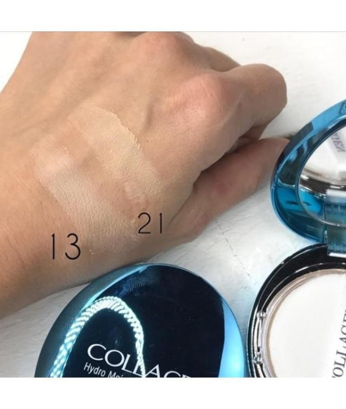 🌀увлажняющая коллагеновая пудра enough collagen - Фото 3