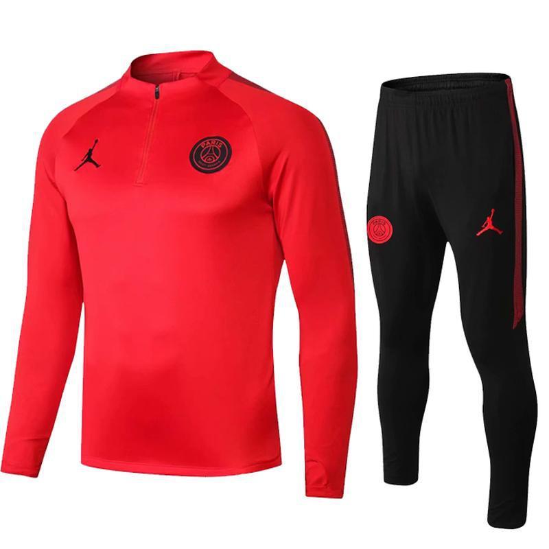 Тренировочный футбольный костюм air jordan псж детский 2019  (...