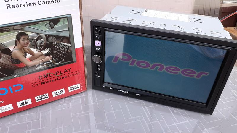 Автомагнитола 2DIN Android / GPS/Bluetooth/пульт на руль