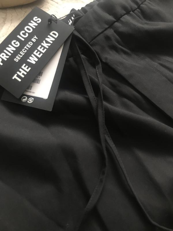 Брюки джинсы оригинал h&m - Фото 3