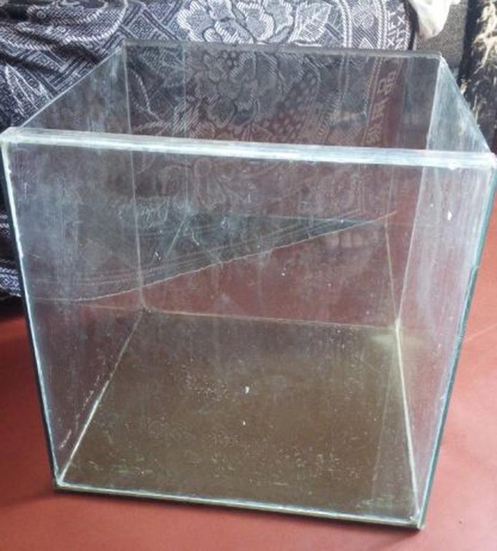 Сухопутный аквариум 65 литров