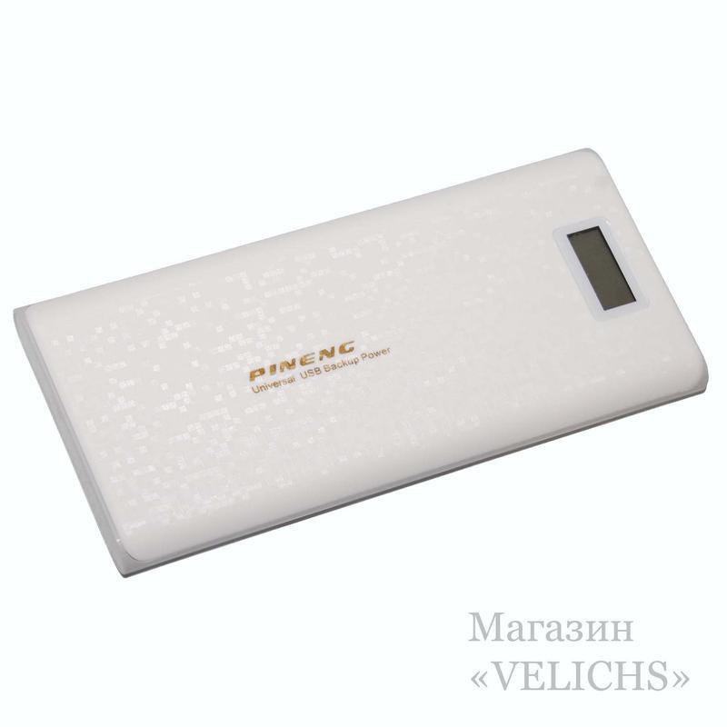 Внешний аккумулятор Power bank PINENG-920 40000 мАч - Фото 3