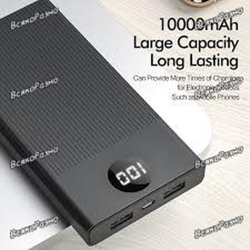 ROCK power Bank 10000 мАч портативное зарядное устройство - Фото 2