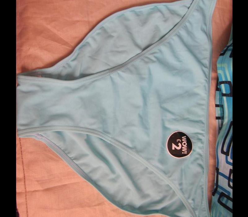 Плавки f+f голубые большой размер 24
