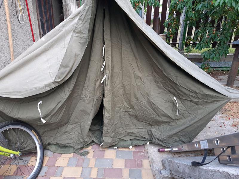 Палатка 4-х местная - Фото 8