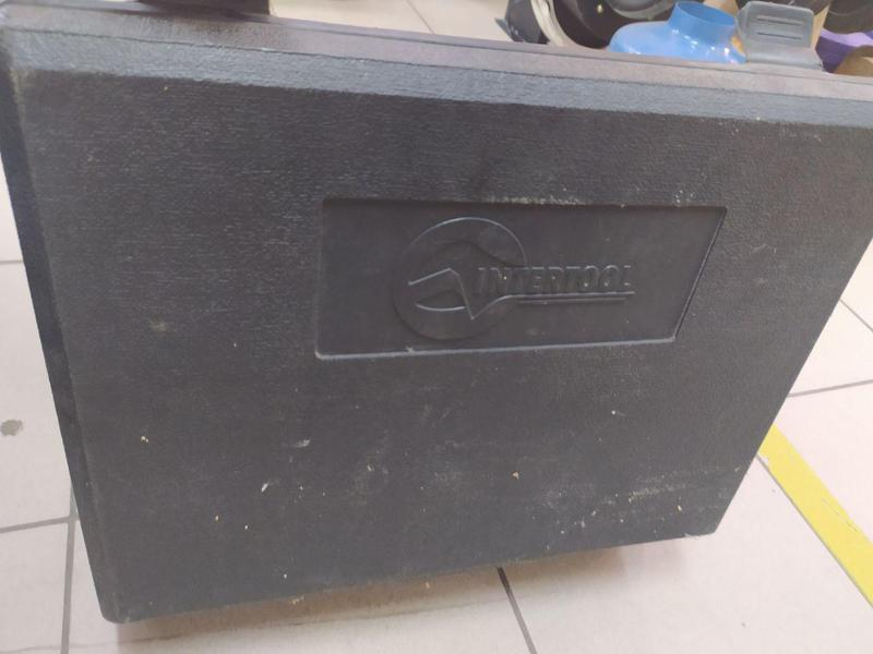 Универсальный набор инструментов Intertool ET-6073 - Фото 2