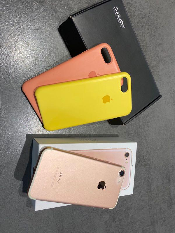 Iphone 7 32gb rose gold идеал - Фото 2