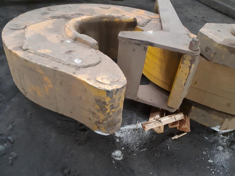 крюковой подвес крановый г/п 50 тн