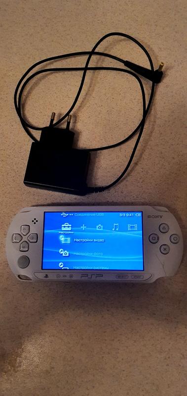 Игровая приставка консоль Sony PSP-E1004