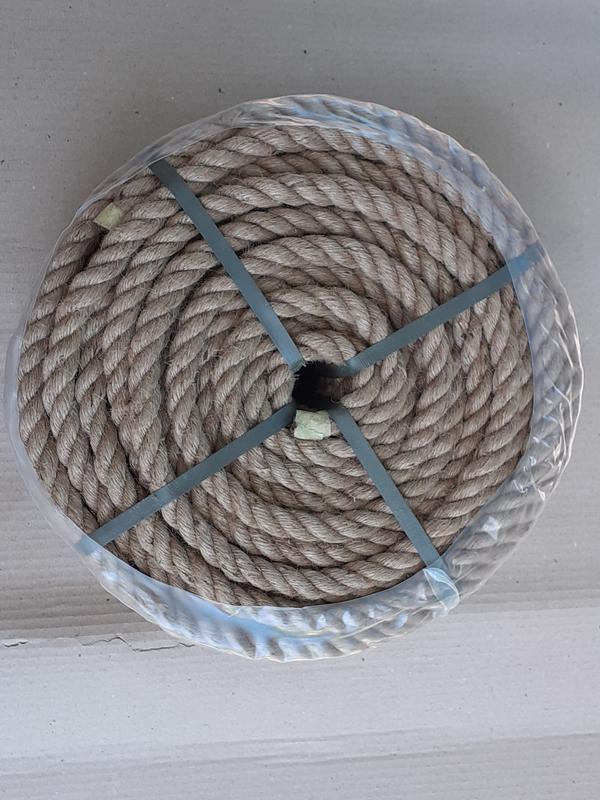 Джутовый канат ф16-50 метров