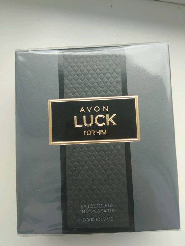 Парфумна вода Avon luck  for him (50 мл)
