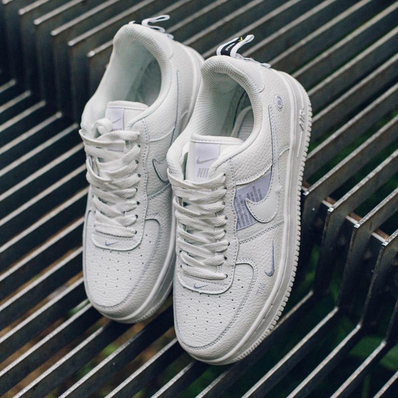 Nike air force 1 мужские стильные кроссовки - Фото 10