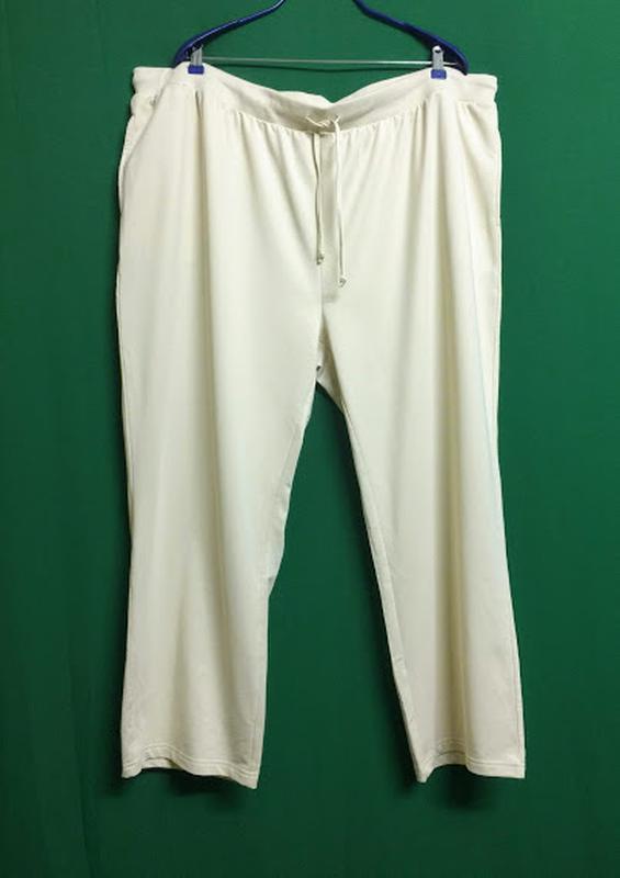 Большие трикотажные брюки daily comfort