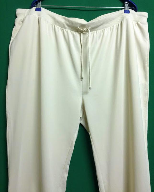 Большие трикотажные брюки daily comfort - Фото 2