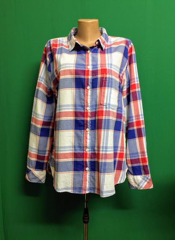Демисезонная рубашка h&m