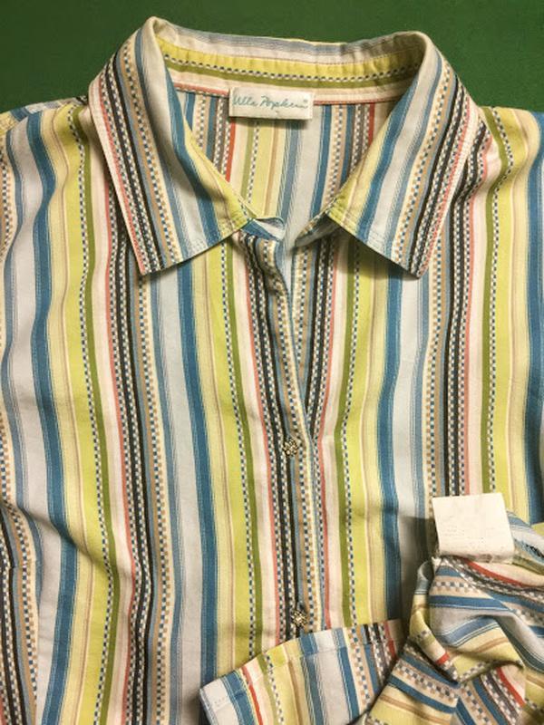 Длинная рубашка-туника ulla popken - Фото 5