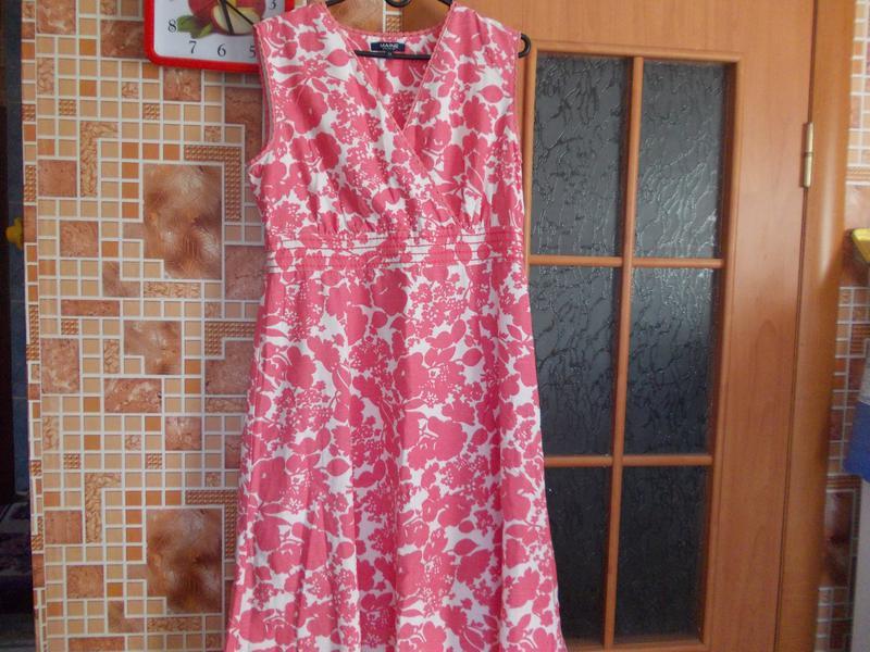 Нежное летнее платья