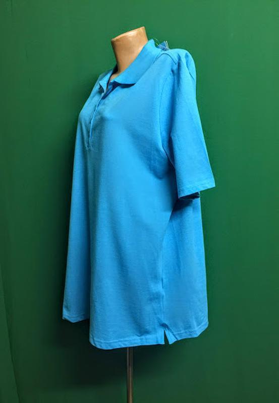 Длинная футболка-поло cecilia classic - Фото 2