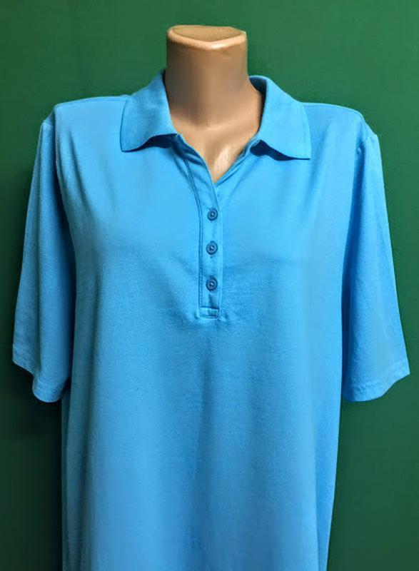 Длинная футболка-поло cecilia classic - Фото 3