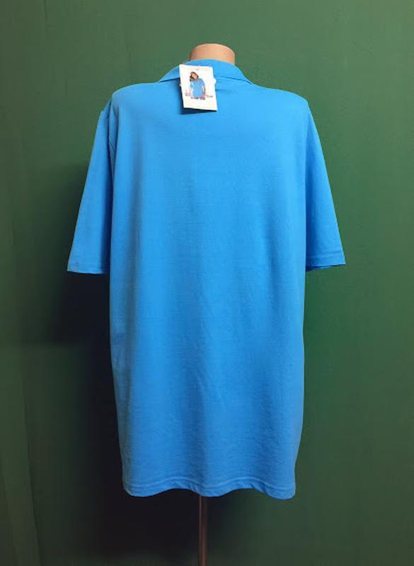 Длинная футболка-поло cecilia classic - Фото 4