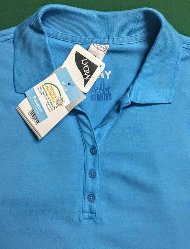 Длинная футболка-поло cecilia classic - Фото 5