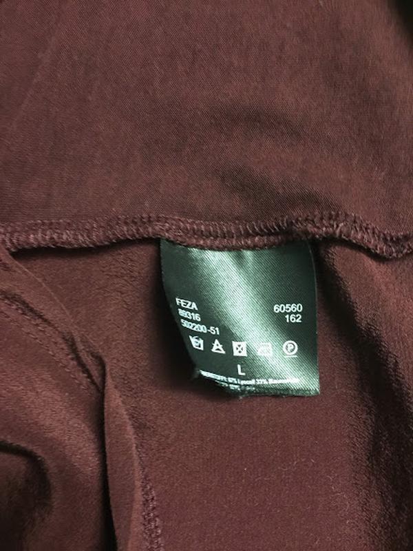 Туника-футболка с расклешенной спинкой feza - Фото 5