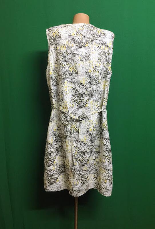 Летнее хлопковое платье sure - Фото 4
