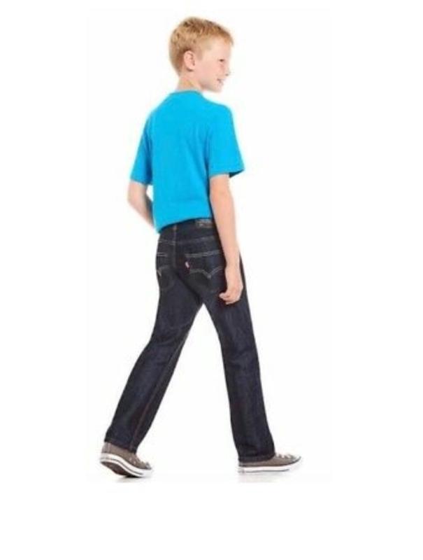 Классические джинсы levi's на мальчика 7-9 лет ???? распродажа