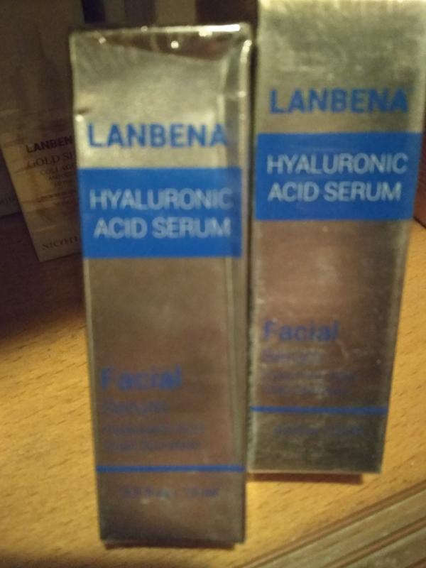 Сыворотка гиалуронка кислота с экстрактом улитки lanbena - Фото 5