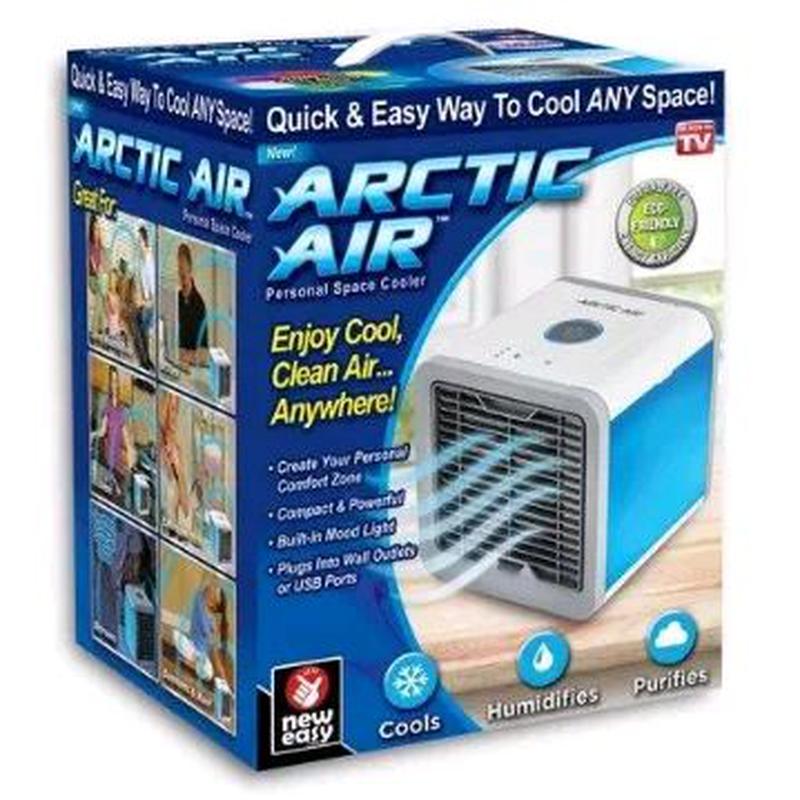 Кондиционер увлажнитель ночник Arctic Air Вентилятор охладитель - Фото 2