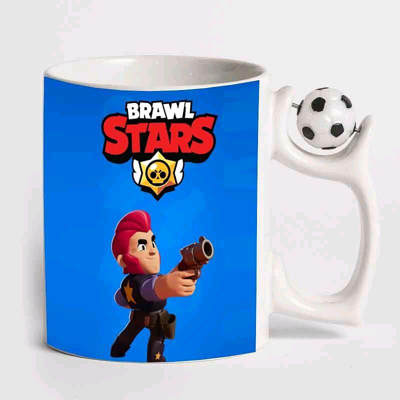 Чашка с принтом.