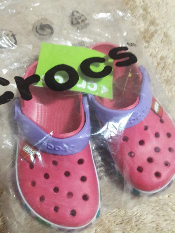 Пляжная обувь крокс