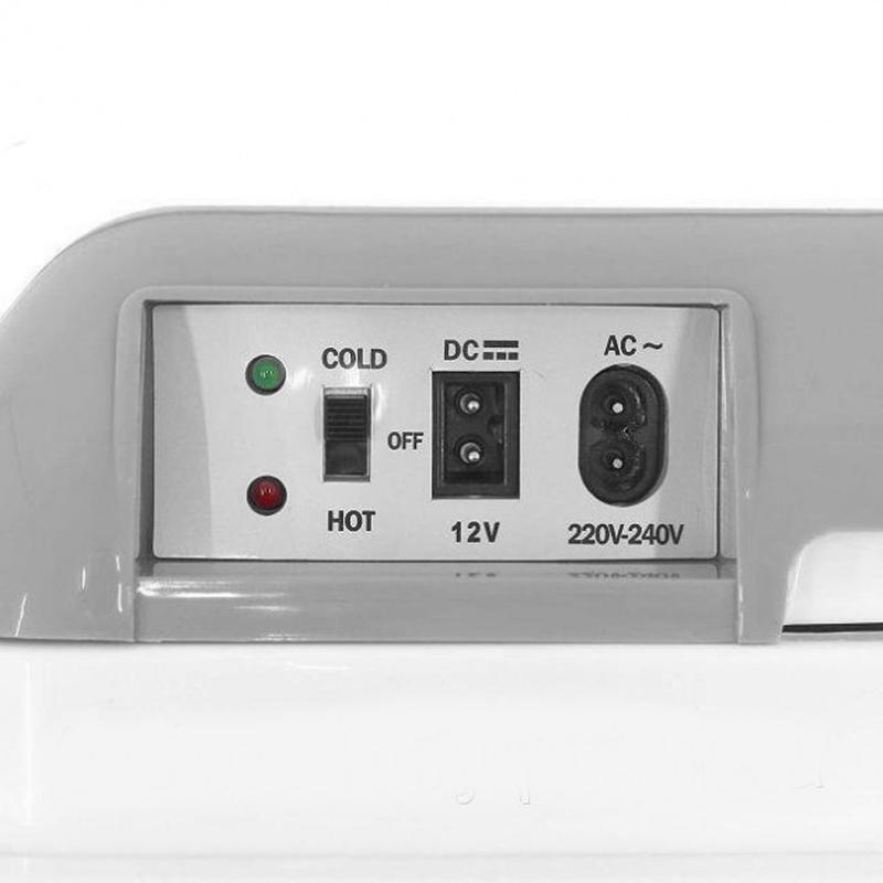 Автохолодильник переносной Royalty Line RL-CB30 30л 12-220 Вт - Фото 6